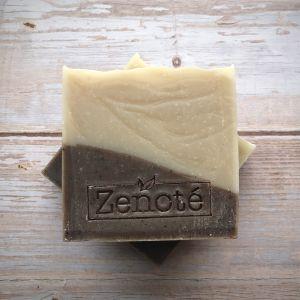 Zenote Coffee & Cacao Soap