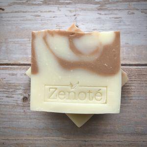 Zenote Pink Clay & Lavender Handmade Soap