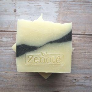 Zenote Lemongrass & Black Pepper Soap