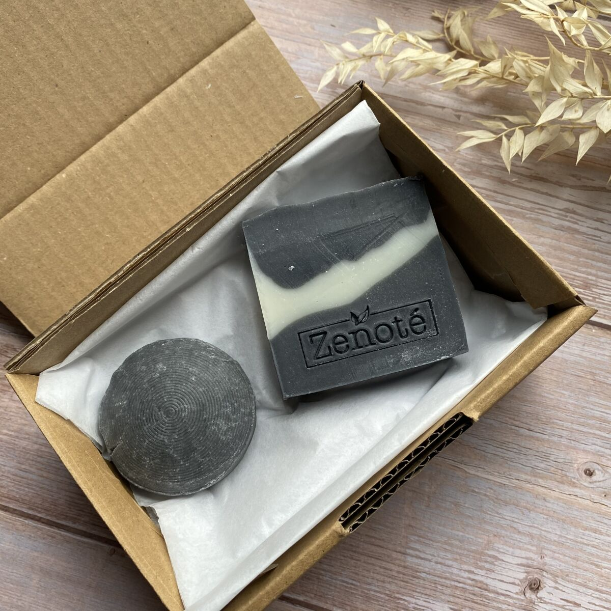 Shampoo & Soap Set