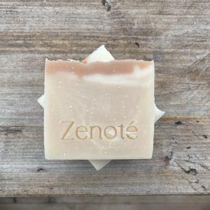 Zenote Organic Oat Milk Cold Processed Soap